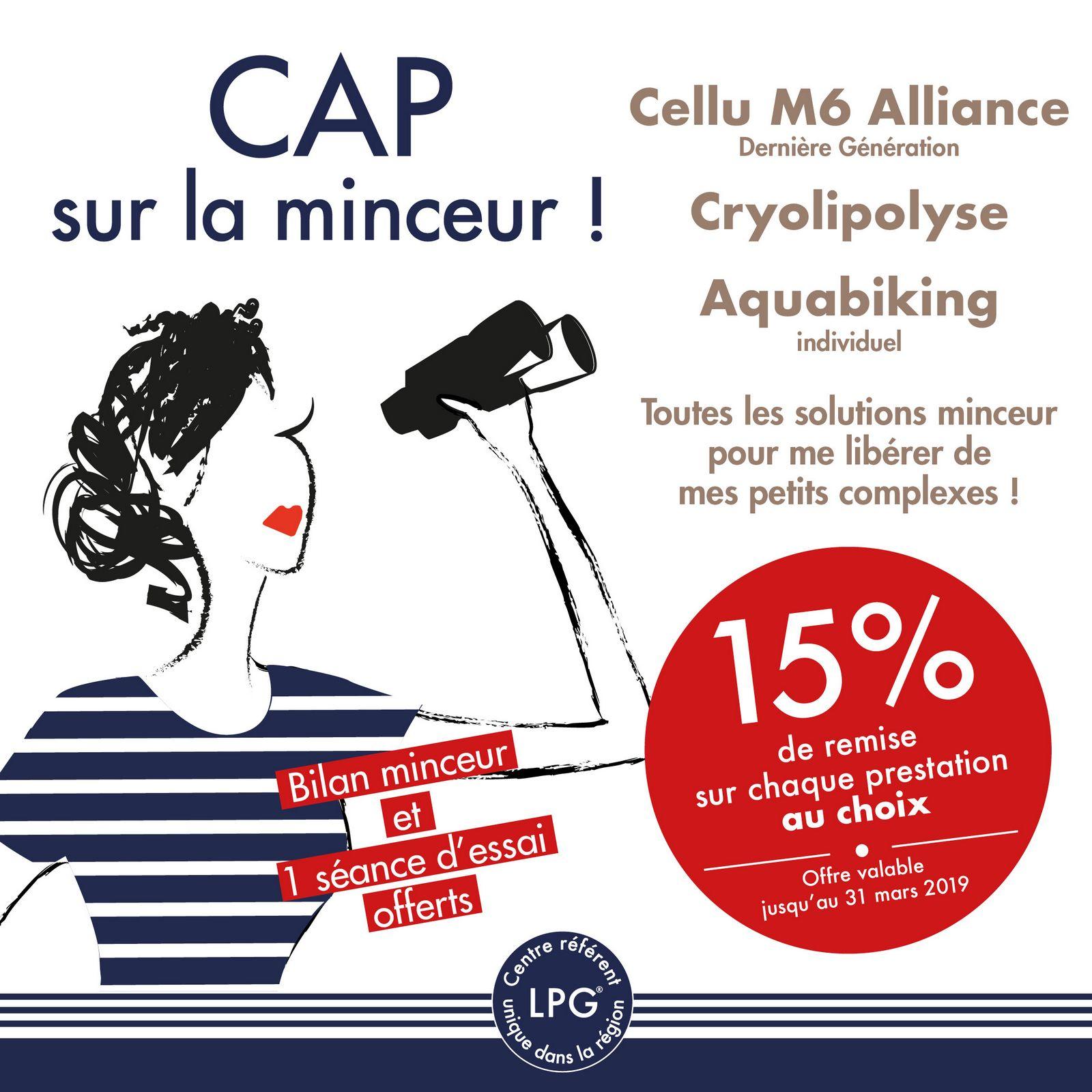15 de remise cellu m6 alliance cryolipolyse - La baignoire poitiers ...